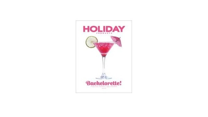 Holiday Products Releases New Bachelorette, Novelty Catalog