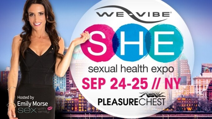 The Pleasure Chest Signs On as SHE Education Sponsor