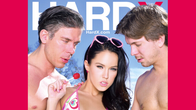 Hard X Offers 'DP Me: Vol. 4' With Ana Foxxx's 1st DP