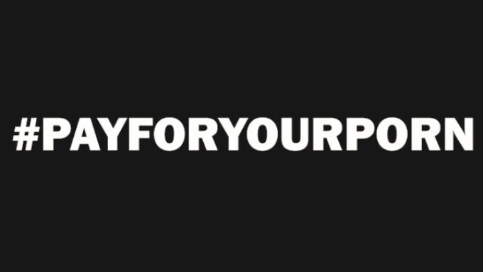 Adult Empire Promoting PayForYourPorn.org
