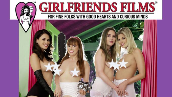 Girlfriends Films Unveils 'Lesbian Triangles 34'