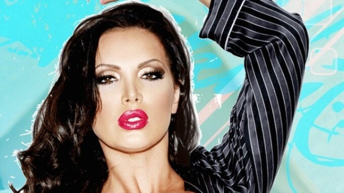 Nikki Benz Premieres 'Isiah Loves Nikki' on Her Official Website