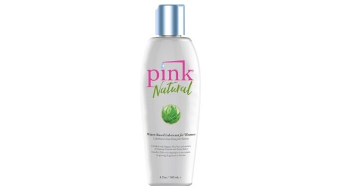 Empowered Products Releases PINK Natural Lube