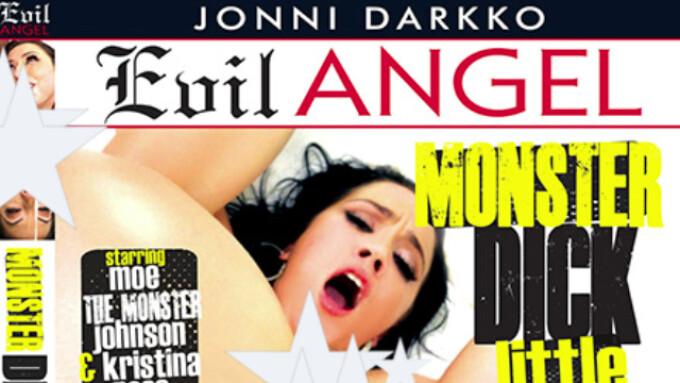 Evil Angel Debuts New Jonni Darkko IR Title
