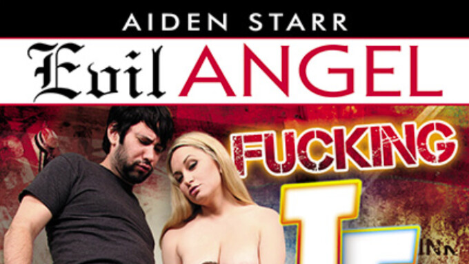 Evil Angel Unveils New Aiden Starr Title