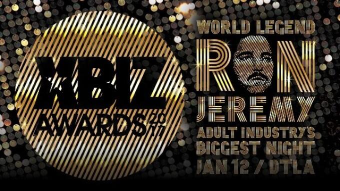 2017 XBIZ Awards Categories, Pre-Nom Dates Announced