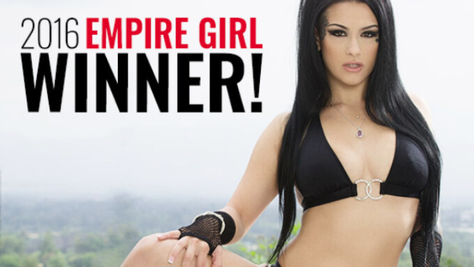 Katrina Jade Crowned AE's 2016 Empire Girl