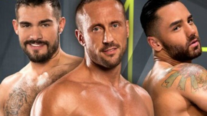 Hard Friction's 'Dicklicious' Releases on DVD, Download