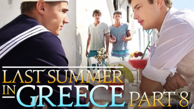 BelAmi Releases 'Last Summer in Greece Part 8'