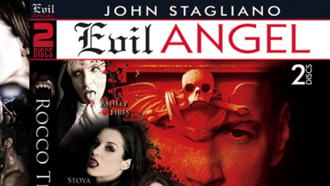 Evil Angel Releases 'Rocco The Impaler'