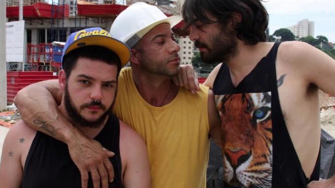 Vice Spotlights NakedSword Film Works
