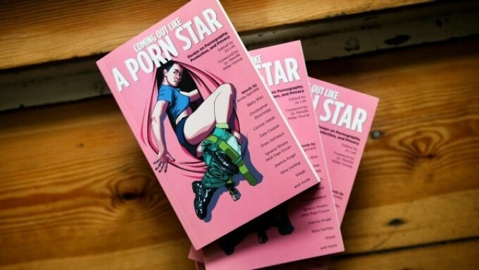 'Coming Out Like a Porn Star' Book Readings Scheduled