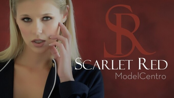 Scarlet Red Debuts ModelCentro-Powered Site Under NinnWorx