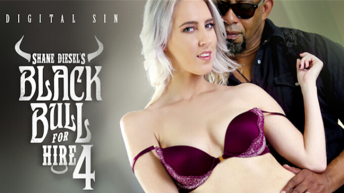 Digital Sin Offers 'Black Bull for Hire 4'