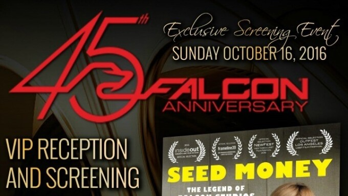 Falcon Announces 'Seed Money' Screening to Benefit 'No on 60'