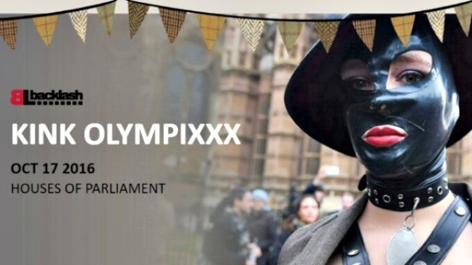 'Backlash Kink Olympixxx' Protest Slated for Oct. 17 in London