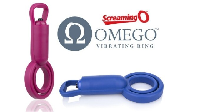Screaming O Releases OMEGO Vibrating Ring