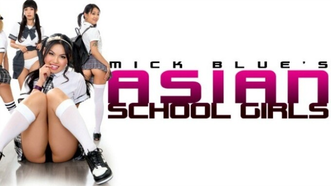 Mick Blue Directs 'Asian School Girls' for 3rd Degree