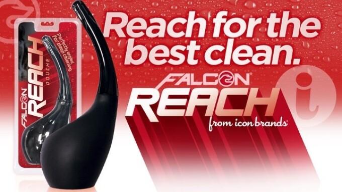 Icon Brands, Falcon Release Patented Reach Douche