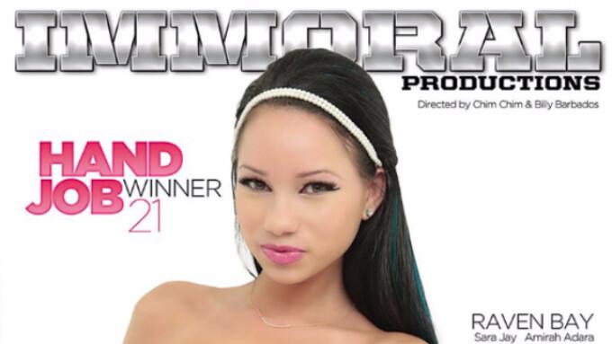 Pure Play, Immoral Release 'Handjob Winner 21'