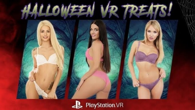 VRBangers.com Offers 5 Exclusive Halloween VR Scenes