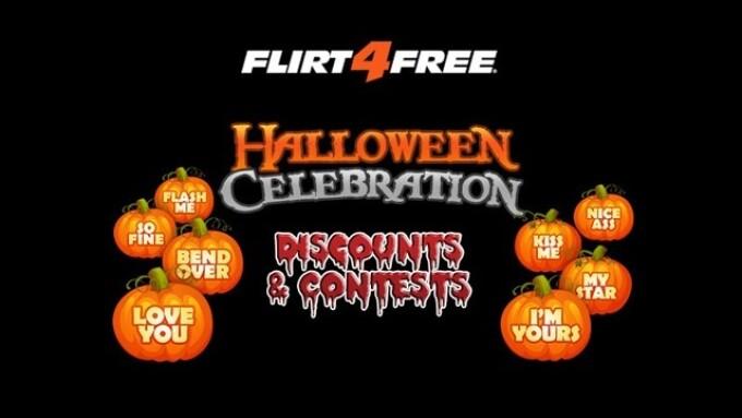 Flirt4Free Announces Halloween Model Competition