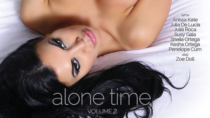 Airerose Releases 'Alone Time 2'