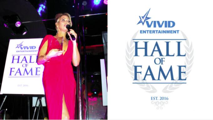 Savanna Samson Inducted Into Vivid Entertainment Hall of Fame