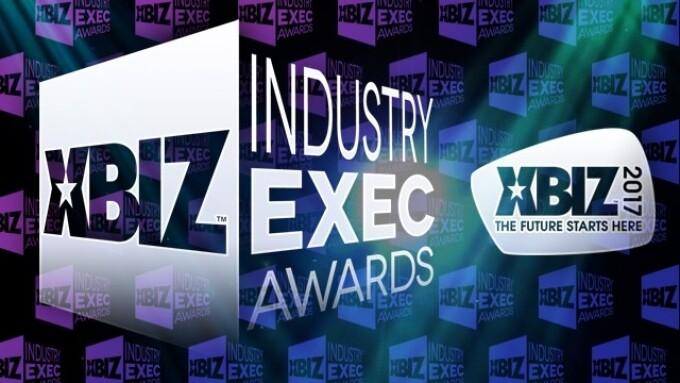 Online Industry Nominees for 2017 XBIZ Exec Awards Announced