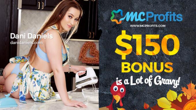 MCProfits Adds New $150 Bonus Offer