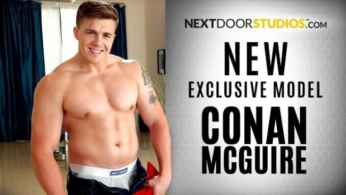 Next Door Inks Exclusive With Newcomer Conan McGuire
