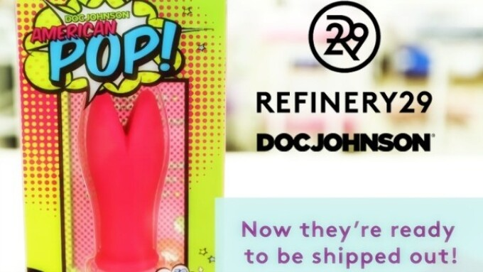 Refinery29 Releases 2nd Doc Johnson Video