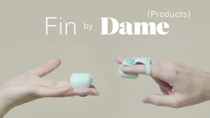 Dame Products' Fin Becomes 1st Sex Toy on Kickstarter