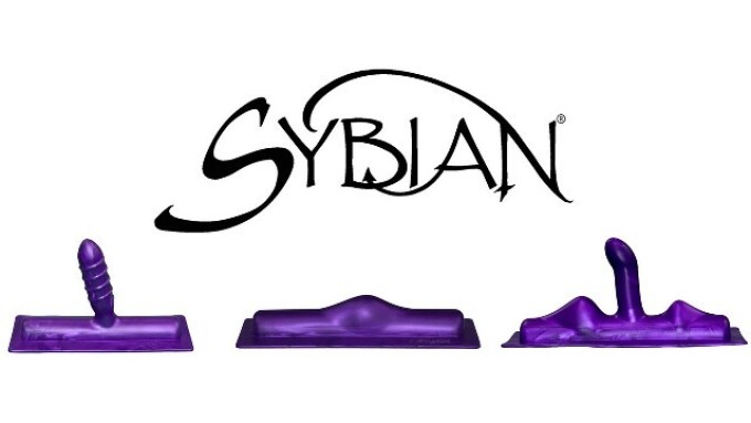 Sybian Introduces 3 New Silicone Attachments