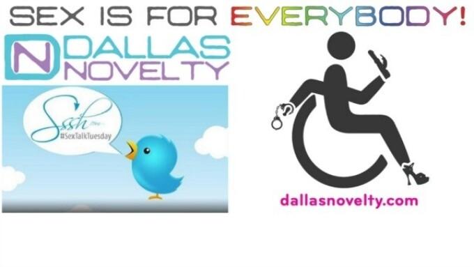 Dallas Novelty's Nick Mahler to Moderate 'Sex Talk Tuesday' Tomorrow