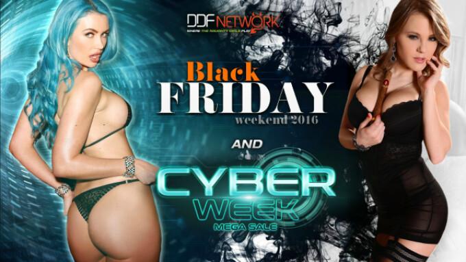 DDF Network Plans Black Friday, Cyber Week Sale