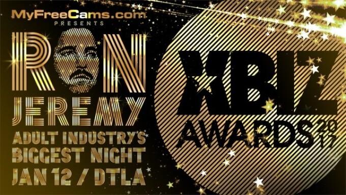 XBIZ Announces Finalist Nominees for 2017 XBIZ Awards