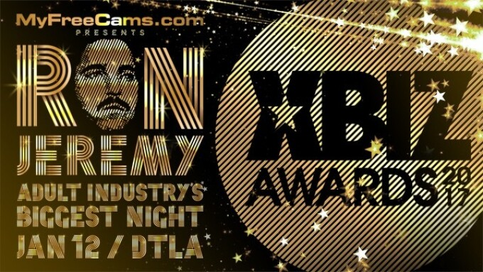 Voting Now Open for 2017 XBIZ Awards