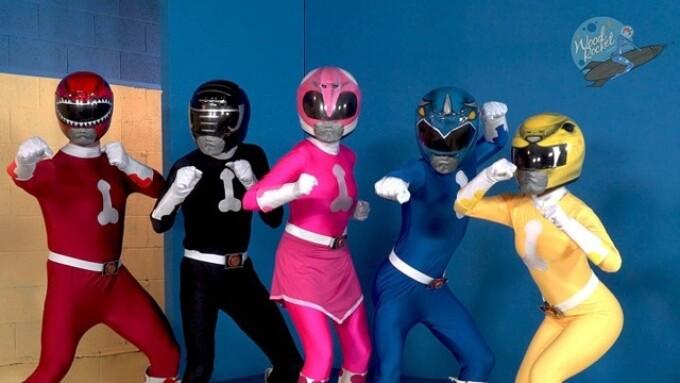 Woodrocket Offers 'Power Rangers' Parody