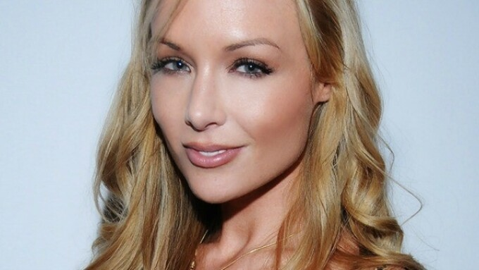 Kayden Kross Returns to Camming