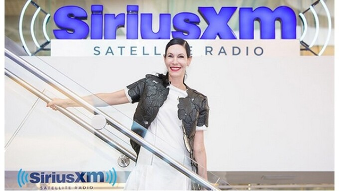 OVO Toys' Samantha Brown Appears on SiriusXM Radio Show