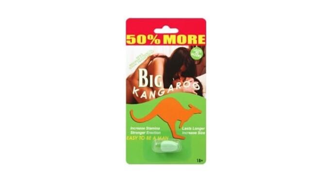 Kangaroo Male Enhancement Pills Mentioned on 'Howard Stern Show'