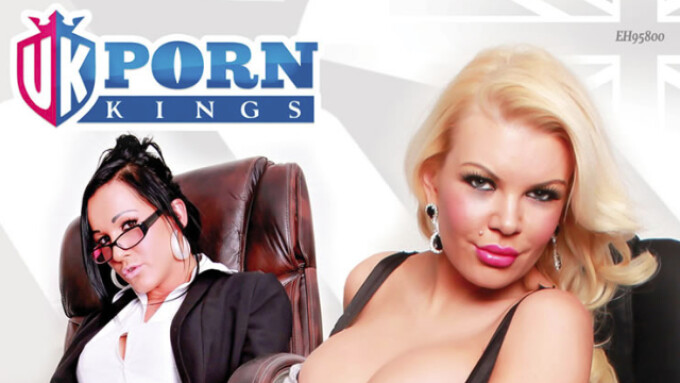 Pure Play, UK Porn Kings Offer 'Hot Office Girls 3'