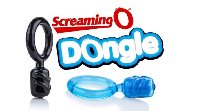 Screaming O Releases Reusable 'Dongle' Cock Ring