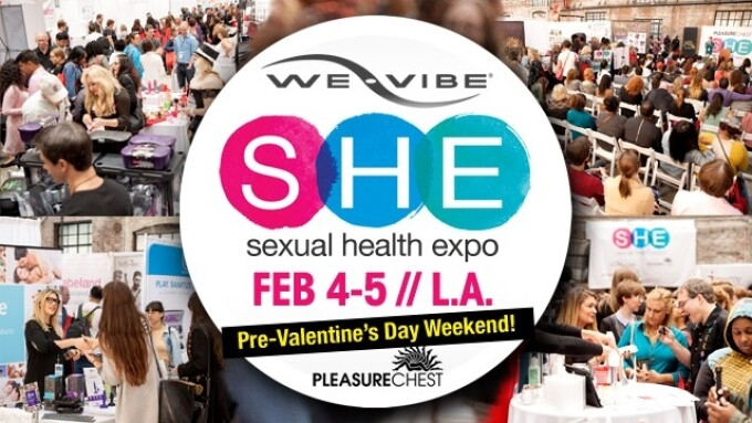 SHE L.A. Set for Pre-Valentine's Day Weekend, New Venue Announced
