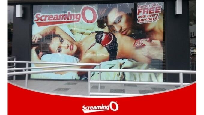 Screaming O Enhances Retail With Custom Graphics Program