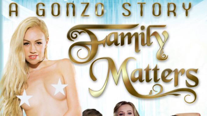 B. Skow Releases 'A Gonzo Story: Family Matters'