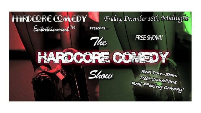 Dallas Novelty Sponsors Hardcore Comedy Showcase in Queens