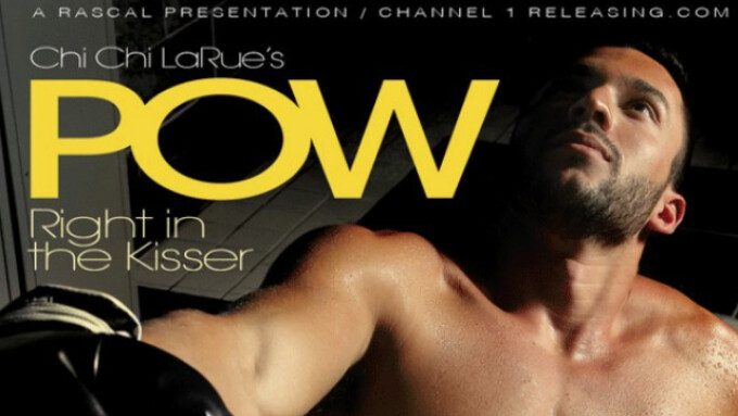 Channel 1, Chi Chi LaRue Unveil 'POW: Right in the Kisser!'