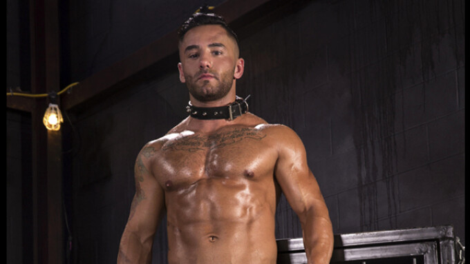 Raging Stallion Premieres 'Wasteland'